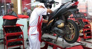 Tips Merawat Motor yang Sering Digunakan Berpergian Jauh
