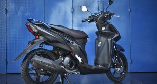 Motor Matic Yamaha Paling Irit
