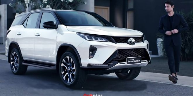Mobil Toyota Terbaru 2021