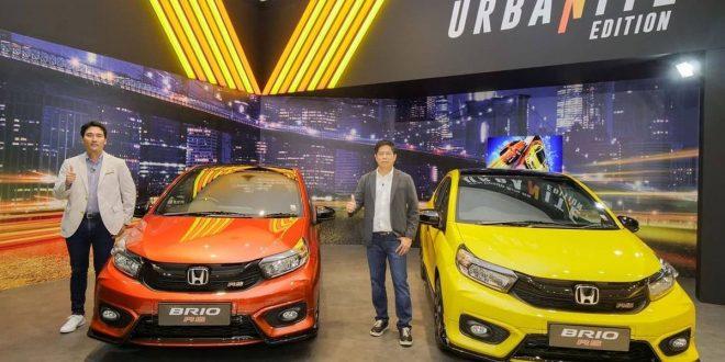 perbandingan Honda brio lama dan baru